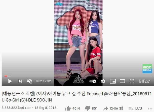 Soojin rời (G)I-DLE, điều netizen tiếc nuối nhất là danh hiệu bà hoàng fancam Gen 4 với loạt fancam sexy ngộp thở - Ảnh 8.