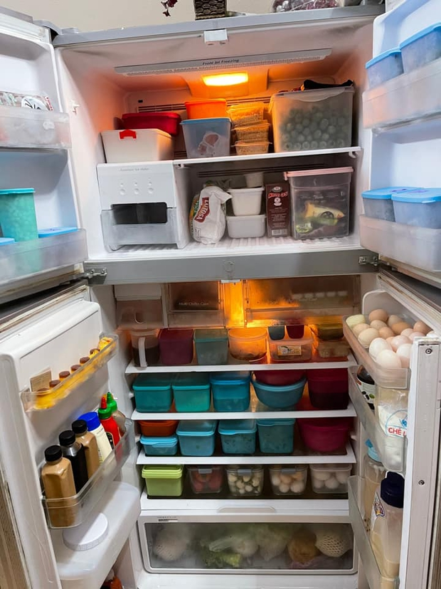 Thiên hạ đua nhau khoe tủ lạnh mùa giãn cách, tầm này đây mới là gia tài thực sự - Ảnh 9.