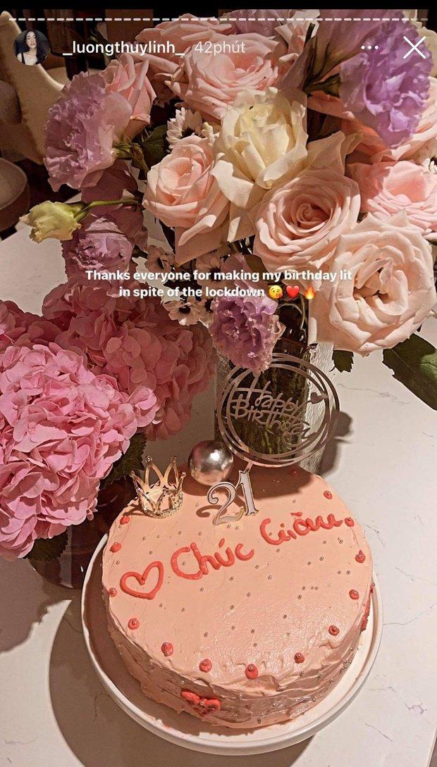 Rơi nước mắt cách 1 Hoa hậu Vbiz đón sinh nhật: Lên đồ lồng lộn như dự sự kiện nhưng chỉ check in trong phòng ngủ! - Ảnh 7.