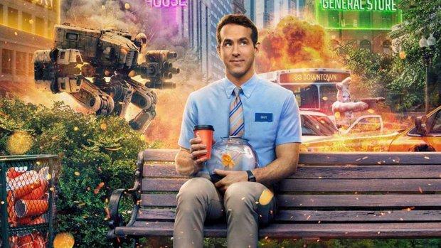 Phim mới của Deadpool Ryan Reynolds được khen tới tấp, dẫn đầu phòng vé trong nháy mắt: Hành động đỉnh chóp, hài hước thì thôi rồi! - Ảnh 2.