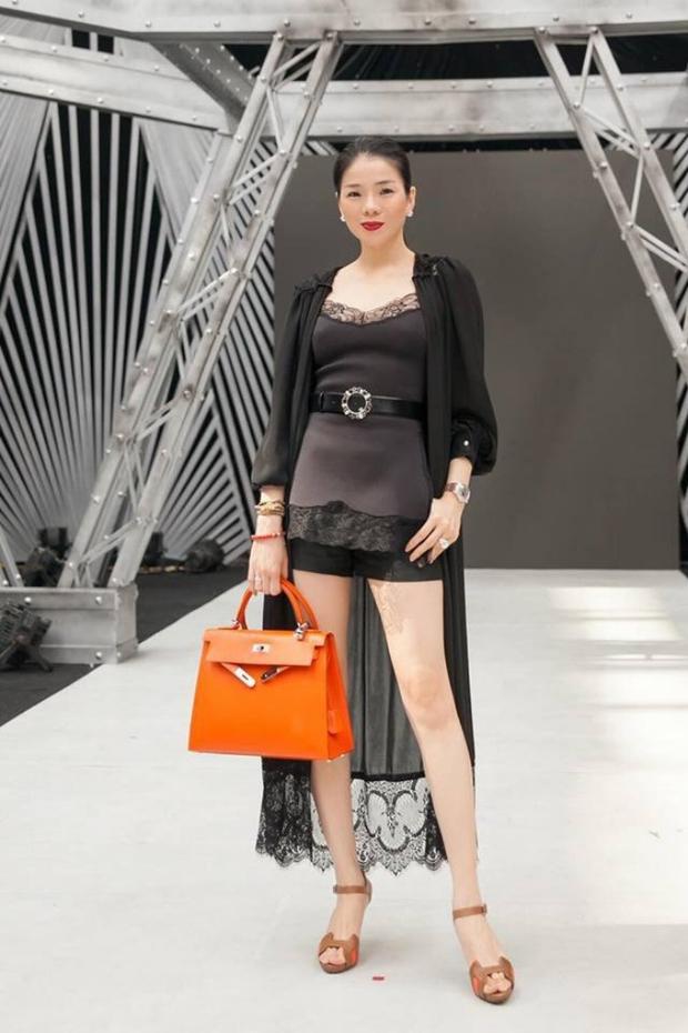 Lệ Quyên góp túi Hermès trị giá khủng đến mức khiến Xuân Lan thảng thốt vào quỹ đấu giá giúp Sài Gòn chống dịch - Ảnh 4.