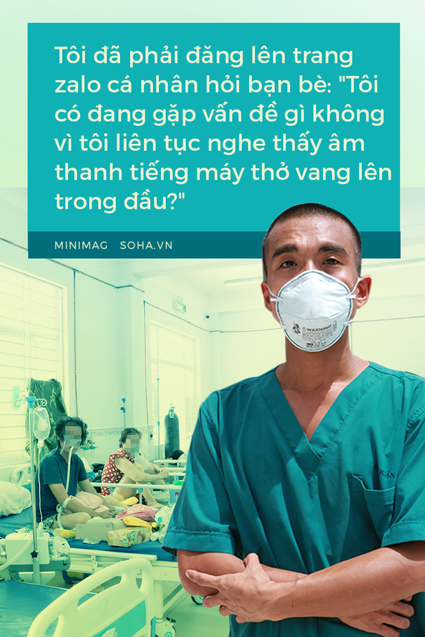 Bác sĩ hồi sức sáng kiến ra bồn chứa 32 tấn oxy cứu F0:Cả khi ngủ, tôi vẫn liên tục nghe tiếng máy thở vang trong đầu! - Ảnh 2.