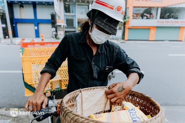 Theo chân Lâm Ống Húc trên những nẻo đường Sài Gòn trao tặng những yêu thương - Ảnh 13.