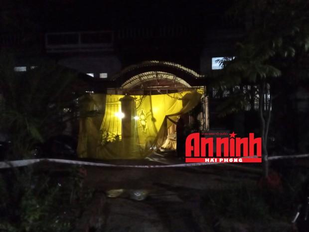 Ảnh, clip: Hiện trường vụ nổ thương tâm khiến 4 người trong 1 nhà tử vong tại Hải Phòng - Ảnh 4.