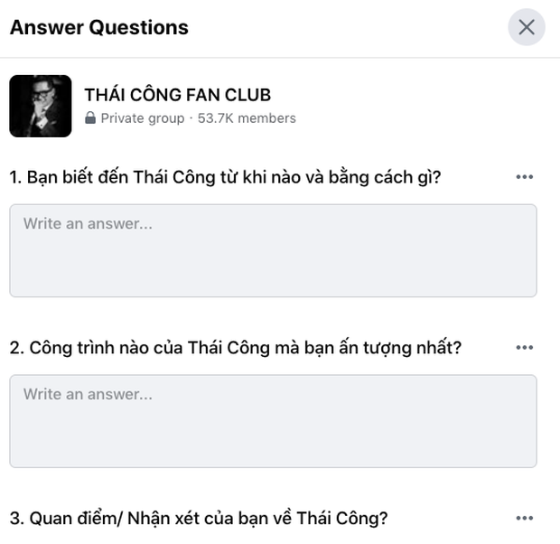 Thái Công giới thiệu hội fan kín, ai muốn tham gia phải nằm lòng 10 điều luật gắt gao: Ngay từ số 1 đã khiến netizen chột dạ - Ảnh 3.