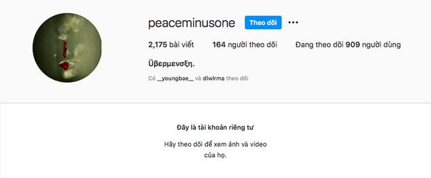 Một nam idol Kpop chơi Instagram rất có nghề, tài khoản chính chẳng follow ai nhưng acc clone lại có cả ngàn người - Ảnh 3.