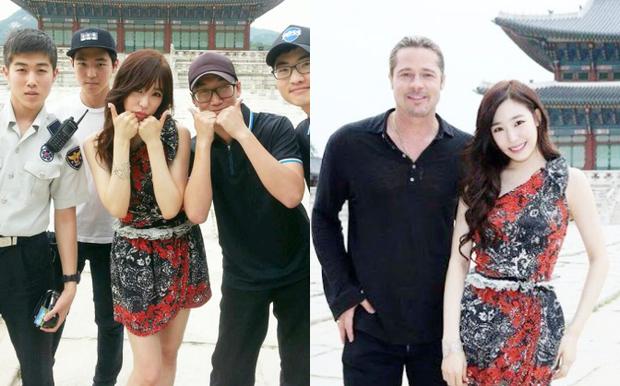 Khung hình gây nổ của sao Hàn và quốc tế: BTS - G-Dragon toàn bạn khủng, ghen tị vì Justin hôn Dara, Loki thân mật với Tiffany - Ảnh 26.