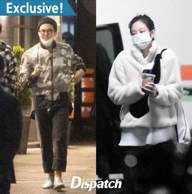 Hot nhất sáng nay: G-Dragon đến thăm Jennie ở phim trường, hé lộ tình trạng sau nửa năm bị Dispatch khui hẹn hò - Ảnh 2.