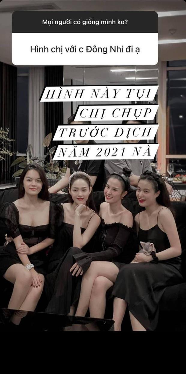 Sau hơn 10 năm, 4 chị đẹp Vbiz này ai cũng thăng hạng nhan sắc đáng nể, khác biệt lớn nhất là Minh Hằng và Hoàng Thuỳ Linh - Ảnh 1.
