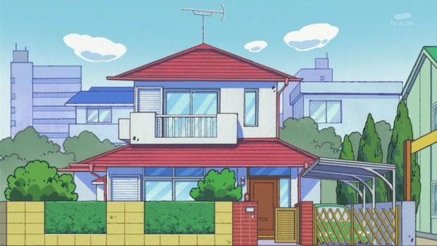 Đừng nói Nobita nghèo nữa, nghe giá căn nhà gia đình Nobi ở mà hú hồn luôn! - Ảnh 5.