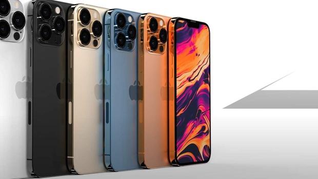 Cận ngày ra mắt, iPhone 13 Pro lộ thêm concept với hai màn hình cực dị - Ảnh 1.