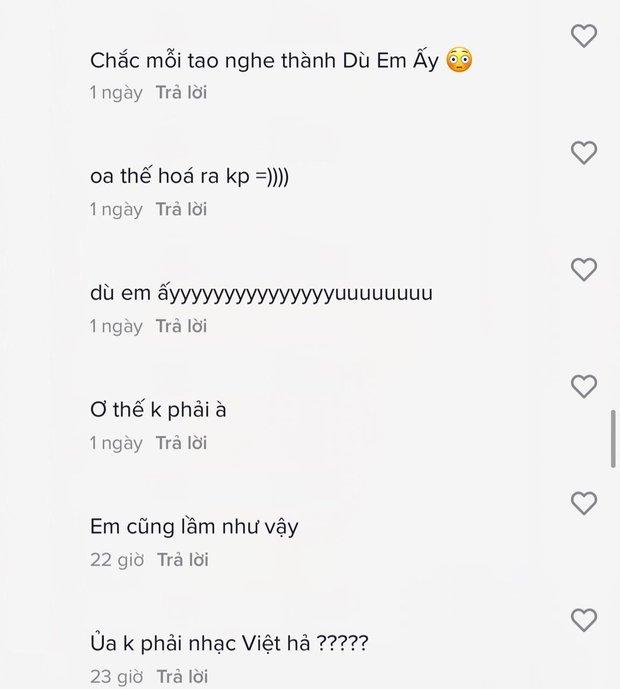 Bài hát viral trên TikTok khiến 90% netizen Việt tưởng do Mỹ Tâm hát, Sơn Tùng bè, sự thật là gì? - Ảnh 4.