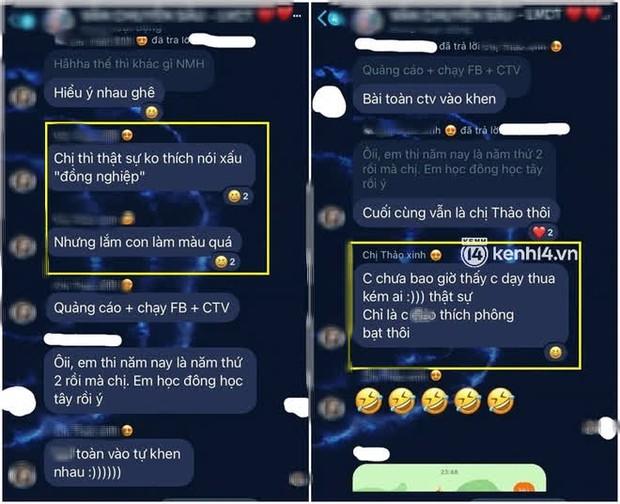 NÓNG: Giáo viên dạy Văn online nổi tiếng ở Hà Nội bị tố dùng từ tục tĩu, show ảnh bộ phận nhạy cảm, chất lượng học kém xa quảng cáo! - Ảnh 17.