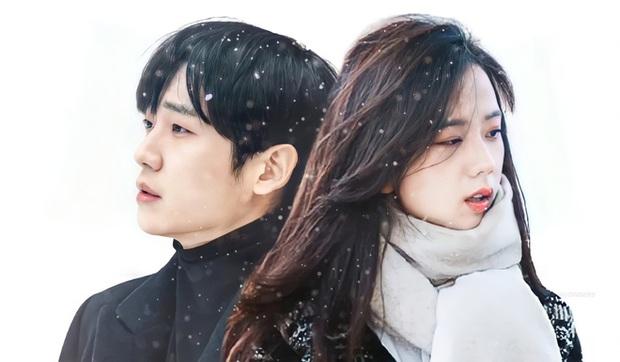Snowdrop nhá hàng cảnh Jisoo (BLACKPINK) mặc váy dạ hội như công chúa, đu đưa với Jung Hae In ở sàn nhảy - Ảnh 5.