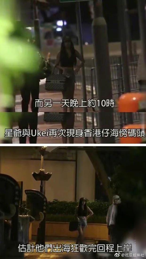 Ngã ngửa với phản hồi của Châu Tinh Trì sau khi mối tình ông cháu chênh 42 tuổi gây bão Weibo cả sáng nay - Ảnh 3.