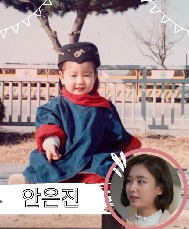 Phát cuồng với ảnh dàn sao Hospital Playlist hồi nhỏ: Bố con Jo Jung Suk lớn bé gì cũng chuẩn chúa hề luôn - Ảnh 5.