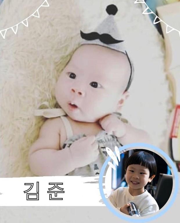 Phát cuồng với ảnh dàn sao Hospital Playlist hồi nhỏ: Bố con Jo Jung Suk lớn bé gì cũng chuẩn chúa hề luôn - Ảnh 7.