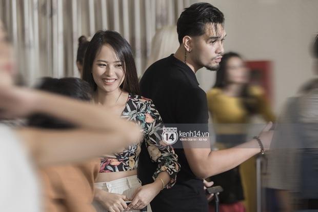 Sau màn khóa môi ở show 18+, Lâm Á Hân - Nhikolai Đinh lại tái ngộ tại The Face nhưng kết quả ra sao? - Ảnh 5.