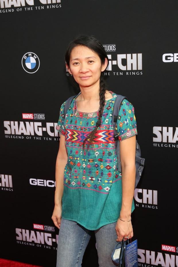 Thảm đỏ bom tấn Marvel Shang-Chi: Hoa hậu TVB bị hot TikToker hở bạo chặt đẹp, Mark Tuan (GOT7) át cả nam chính và dàn siêu sao - Ảnh 22.