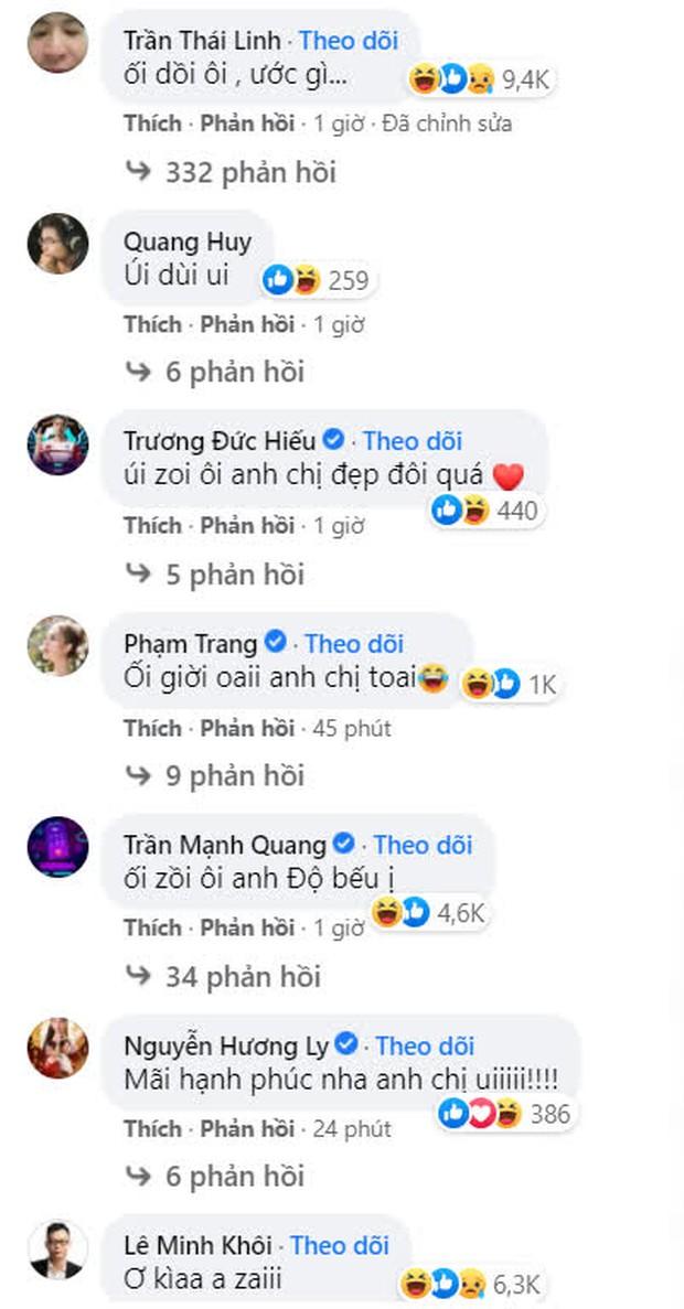 """Phan Mạnh Quỳnh """"cà khịa"""" ảnh tình tứ của Độ Mixi, ngay lập tức nhận bão haha từ cư dân mạng - Ảnh 3."""