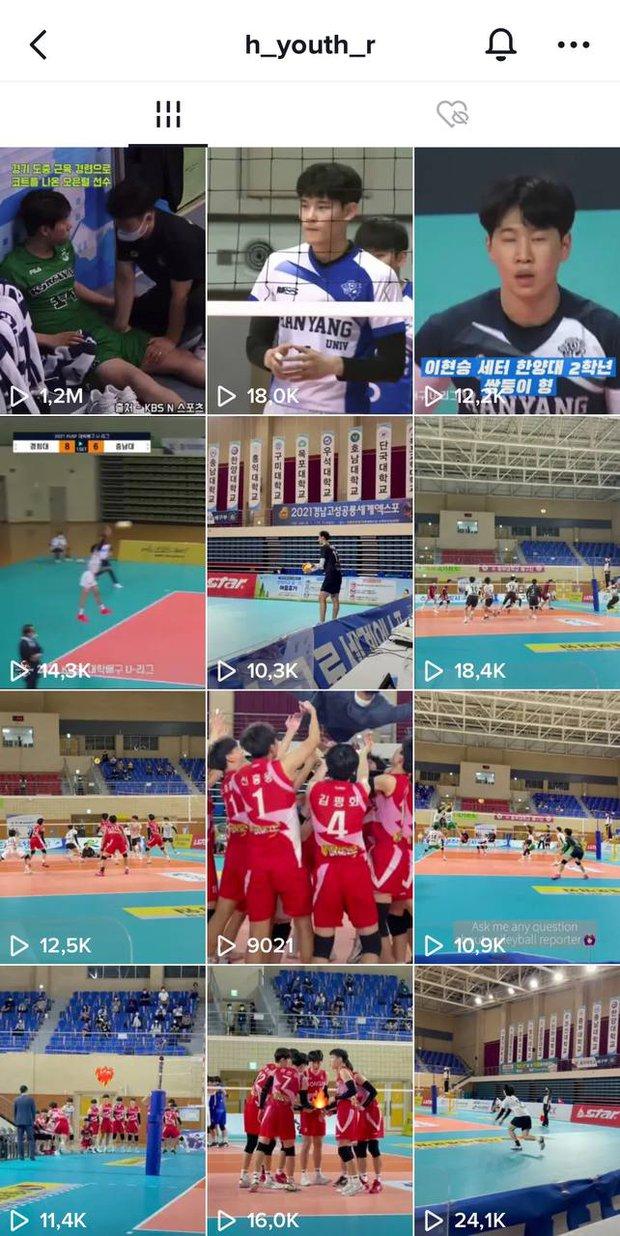 Khoảnh khắc triệu views chứng minh 2 Phút Hơn siêu hot tại Hàn: Nhạc lên là lắc hông bất chấp đang thi đấu bóng chuyền? - Ảnh 4.