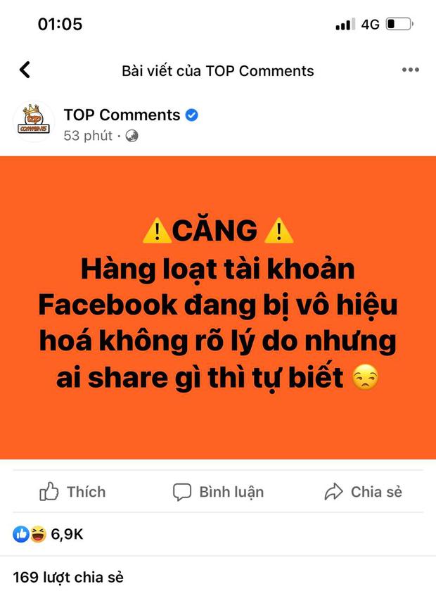 Xôn xao nghi vấn nhiều tài khoản Facebook bị khoá vĩnh viễn vì share clip nhạy cảm - Ảnh 3.