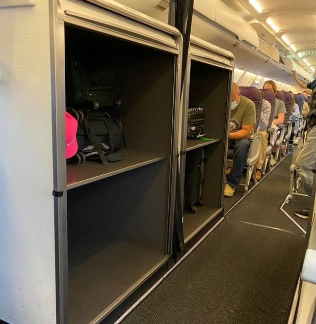 Những thứ kỳ lạ nhất mà du khách từng bắt gặp khi đi máy bay, bất ngờ nhất là khoảnh khắc cuối cùng - Ảnh 5.