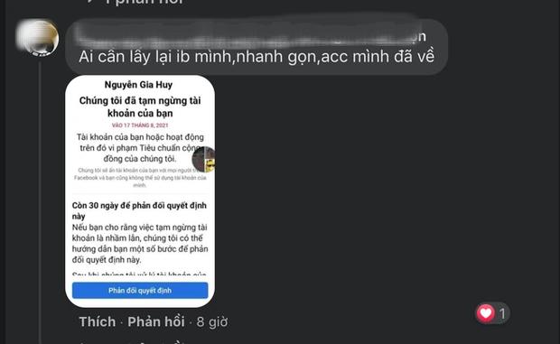 Cảnh báo: Tràn lan dịch vụ lấy lại Facebook bị khoá vì share link clip nhạy cảm, cẩn thận bị lừa đảo và lộ thông tin cá nhân! - Ảnh 3.