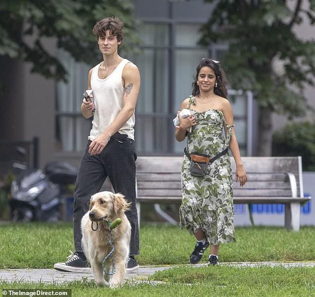 Shawn - Camila đi công viên: Chàng vẫn mlem hết sức, nàng bỗng được chúc mừng vì nghi vấn mang thai - Ảnh 3.
