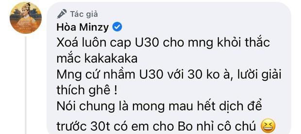 Hoà Minzy bất ngờ hé lộ thời gian sinh con thứ 2 cho ông xã Tổng giám đốc, bé Bo sắp được làm anh rồi? - Ảnh 3.