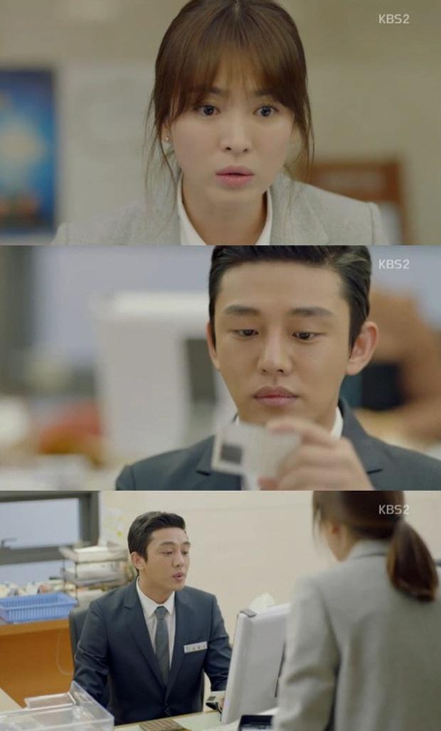 Top 1 Naver: Cả kho ảnh tình tứ của Song Hye Kyo - Yoo Ah In gây bão, truyền thông Hàn đặt dấu hỏi vì sao cả hai không hẹn hò - Ảnh 3.