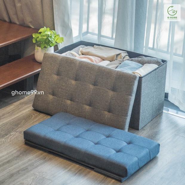 Gian hàng đồ dùng mềm mại cực yêu trên Shopee: Ghế lười hot hit chỉ hơn 500k, chi vài trăm bếch cả loạt món xinh xẻo - Ảnh 10.