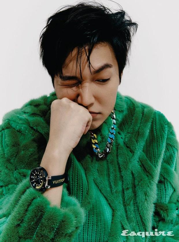 Rửa mắt ngắm visual của nam thần Lee Min Ho: Chân dài và góc nghiêng thuộc hàng cực phẩm, hững hờ chút mà fan đổ gục - Ảnh 12.