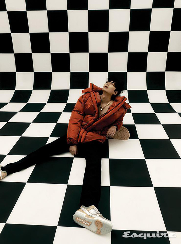 Rửa mắt ngắm visual của nam thần Lee Min Ho: Chân dài và góc nghiêng thuộc hàng cực phẩm, hững hờ chút mà fan đổ gục - Ảnh 6.
