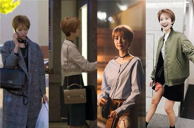 Trước Nam (Hương Vị Tình Thân), cũng có nhân vật bị chê là thảm hoạ thời trang phim remake - Ảnh 4.