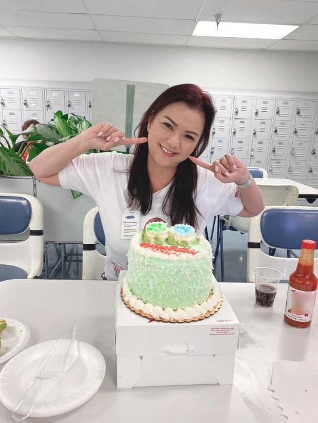 Ca sĩ Phương Loan đón sinh nhật đầu tiên không có cố NS Chí Tài thế nào? - Ảnh 2.