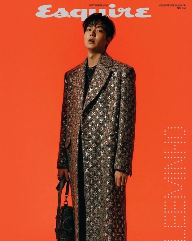 Rửa mắt ngắm visual của nam thần Lee Min Ho: Chân dài và góc nghiêng thuộc hàng cực phẩm, hững hờ chút mà fan đổ gục - Ảnh 3.