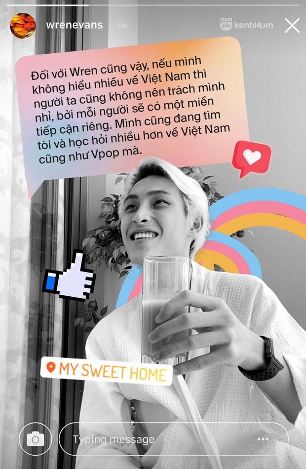 Vẫn Là Em Đây #2: Wren Evans khoe studio tại gia, kể chuyện lúc ăn cơm mới nói tiếng Việt dù là trai Hà Nội 100% và sự thật về mối quan hệ với Mỹ Anh - Ảnh 14.