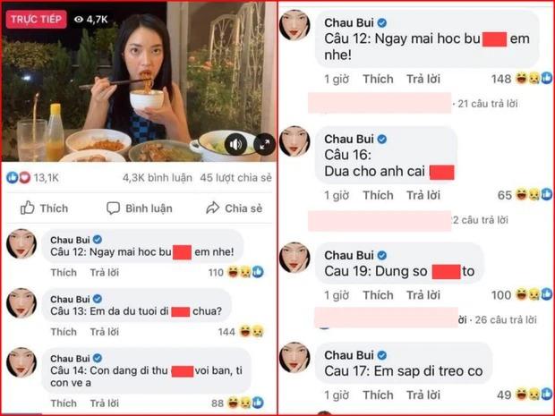 Châu Bùi chính thức xin lỗi về sự cố tiếng Việt không dấu: Lúc livestream, thấy không thoải mái thì mình nên dừng lại - Ảnh 1.