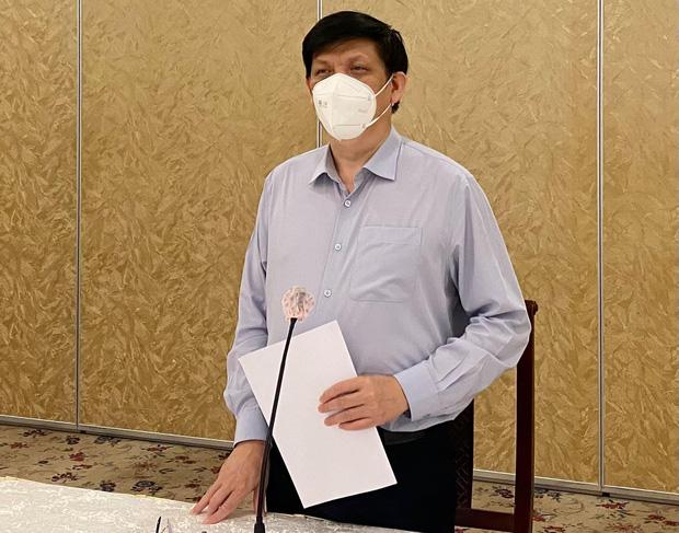 Bộ trưởng Bộ Y tế: Đợt dịch này xảy ra ở những địa bàn trọng điểm, rất khó có thể đưa số ca nhiễm về 0 - Ảnh 1.