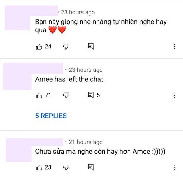 Diva Mỹ Linh dạy học trò hát #XHTĐRLX thế nào mà netizen chê bản gốc của AMEE, khẳng định phải sửa nguyên bài? - Ảnh 5.