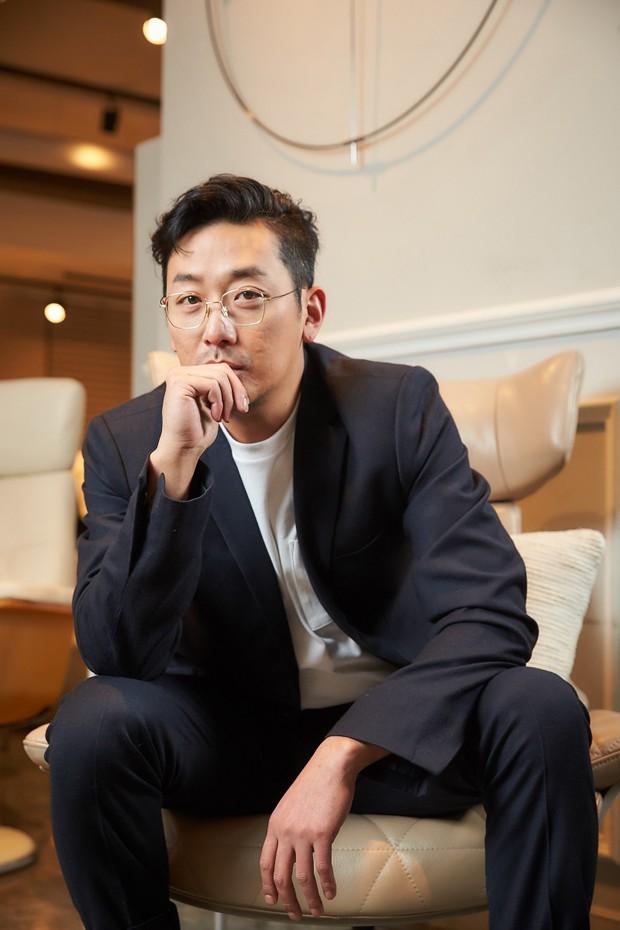 Tài tử Thử Thách Thần Chết Ha Jung Woo lên tiếng về vụ bố đẻ đình đám 76 tuổi ép người tình kém 39 tuổi phá thai - Ảnh 2.