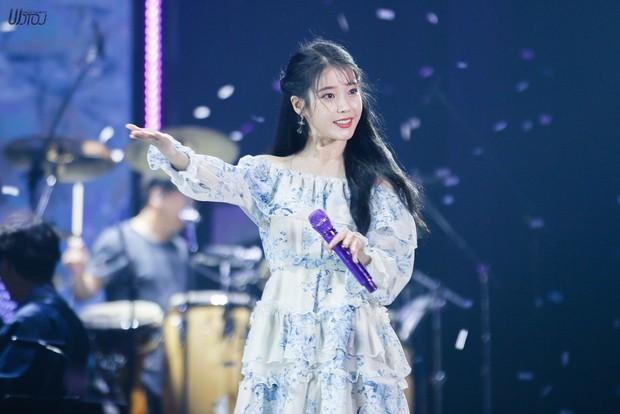 Bắt quả tang IU vào vai fan cứng săn vé concert chính mình nhưng lại nhận cái kết hoang mang Hồ Quỳnh Hương - Ảnh 7.