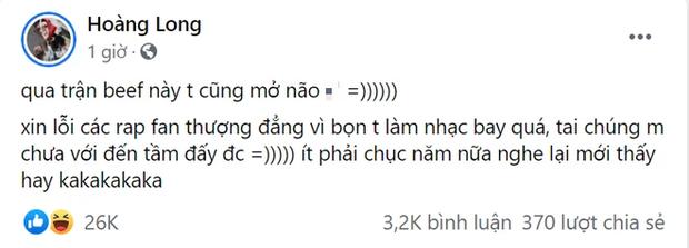 MCK trần tình bị cyberbully, so sánh với việc nghệ sĩ Hàn Quốc tự tử và tuyên bố không hoạt động MXH nhiều nữa! - Ảnh 2.