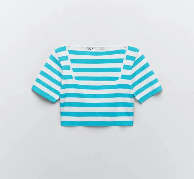 Lisa diện áo Zara xinh xỉu mà lại đang sale 50% chỉ còn 299k, tội gì không mua ngay bạn ơi - Ảnh 3.