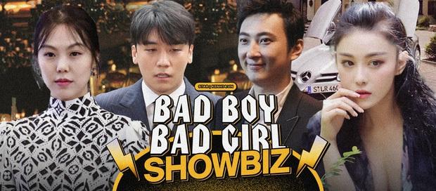 Nóng mặt yêu râu xanh Kbiz hiện hình: Yoona bị sờ mông, Irene méo mặt vì rapper thô tục, sốc nhất nam idol sàm sỡ vòng 1 đàn em - Ảnh 12.