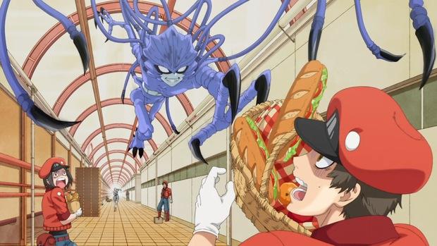 Netizen phát rồ với tế bào ung thư đẹp trai nhất quả đất ở anime 16+ cực bạo, xem xong còn thấy học giỏi Sinh - Lý hẳn ra? - Ảnh 3.
