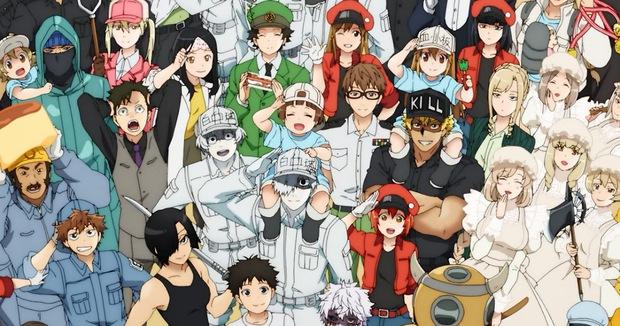 Netizen phát rồ với tế bào ung thư đẹp trai nhất quả đất ở anime 16+ cực bạo, xem xong còn thấy học giỏi Sinh - Lý hẳn ra? - Ảnh 2.