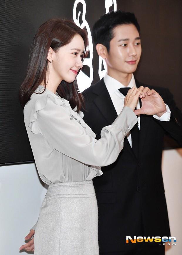 Xỉu ngang combo visual Yoona - Jung Hae In ở sự kiện cao cấp: Nữ thần SNSD như tiểu thư tài phiệt, tình tứ bất ngờ với tài tử cực phẩm - Ảnh 9.