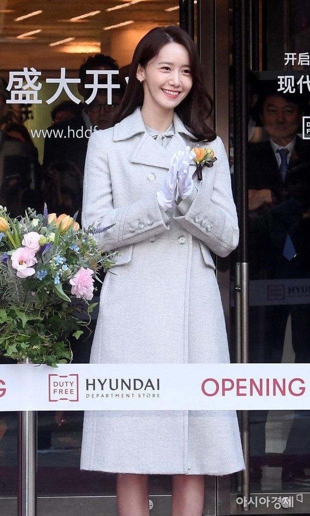 Xỉu ngang combo visual Yoona - Jung Hae In ở sự kiện cao cấp: Nữ thần SNSD như tiểu thư tài phiệt, tình tứ bất ngờ với tài tử cực phẩm - Ảnh 5.